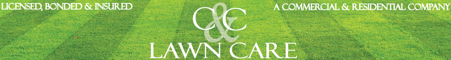 Logo, C & C Lawn Care, Landscaping & Lawn Care Company in Ellenwood, GA
